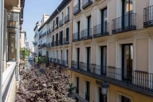 Madrid appt exterior